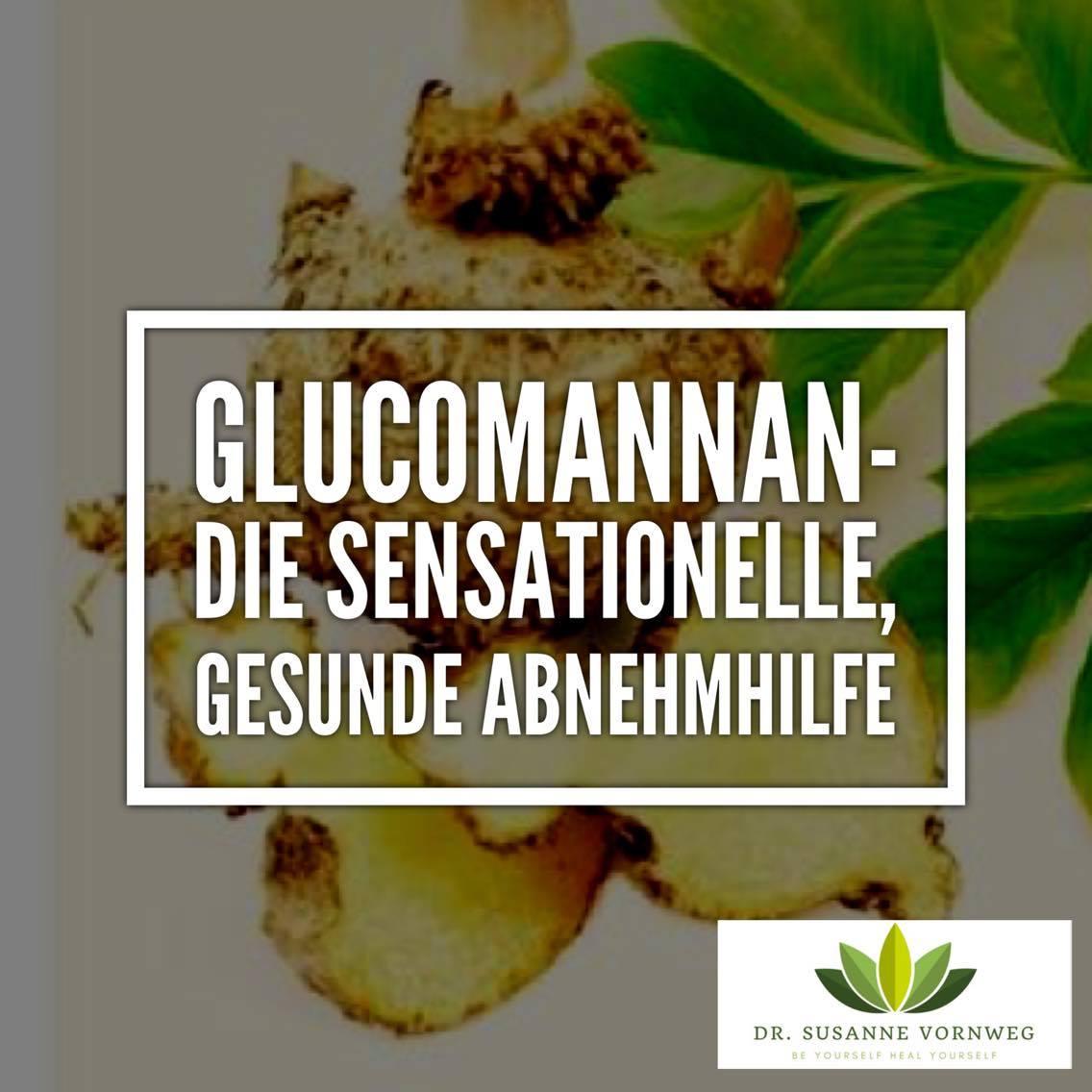 Konjakpulver oder Glucomannan - die sensationelle und ...